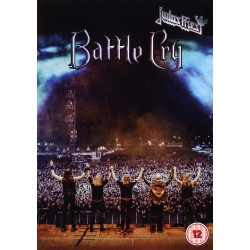 Judas Priest - Battle Cry - DVD
