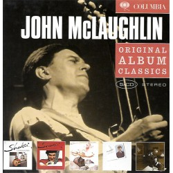 John McLaughlin - Original Album Classics - 5 CD Vinyl Replica