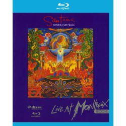 Carlos Santana - Hymns for Peace: Live at Montreux 2004 - Blu-ray