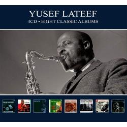 Yusef Lateef - Eight Classic Albums - 4 CD Digipack