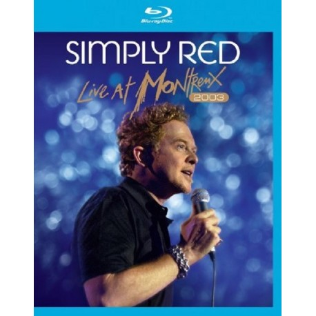 Simply Red - Live At Montreux 2003 - Blu-ray
