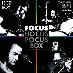 Focus - Hocus Pocus - Box 13 CD