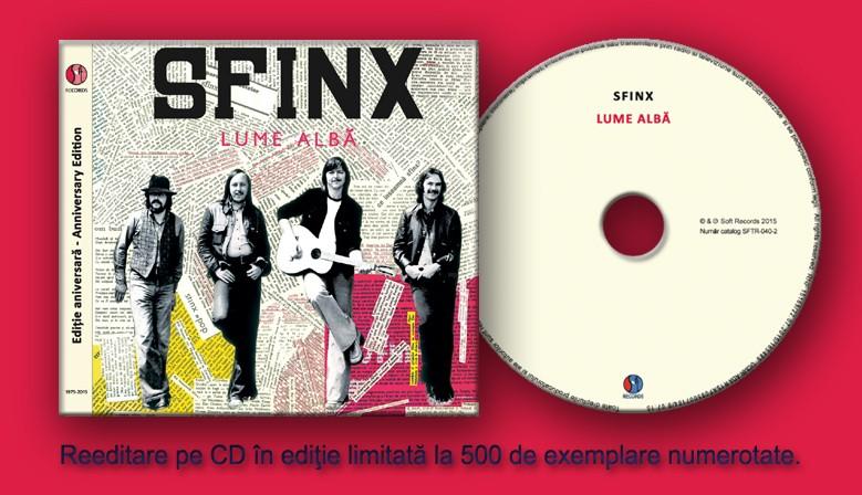 Sfinx - Lume alba - CD 2015
