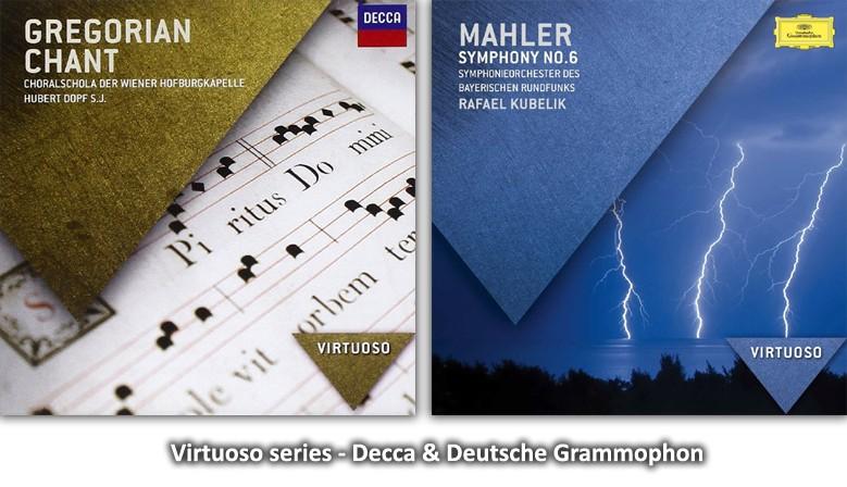 Seria Virtuoso: Decca / Deutsche Grammophon