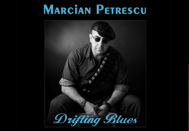 Marcian Petrescu - Drifting Blues - CD Digipack